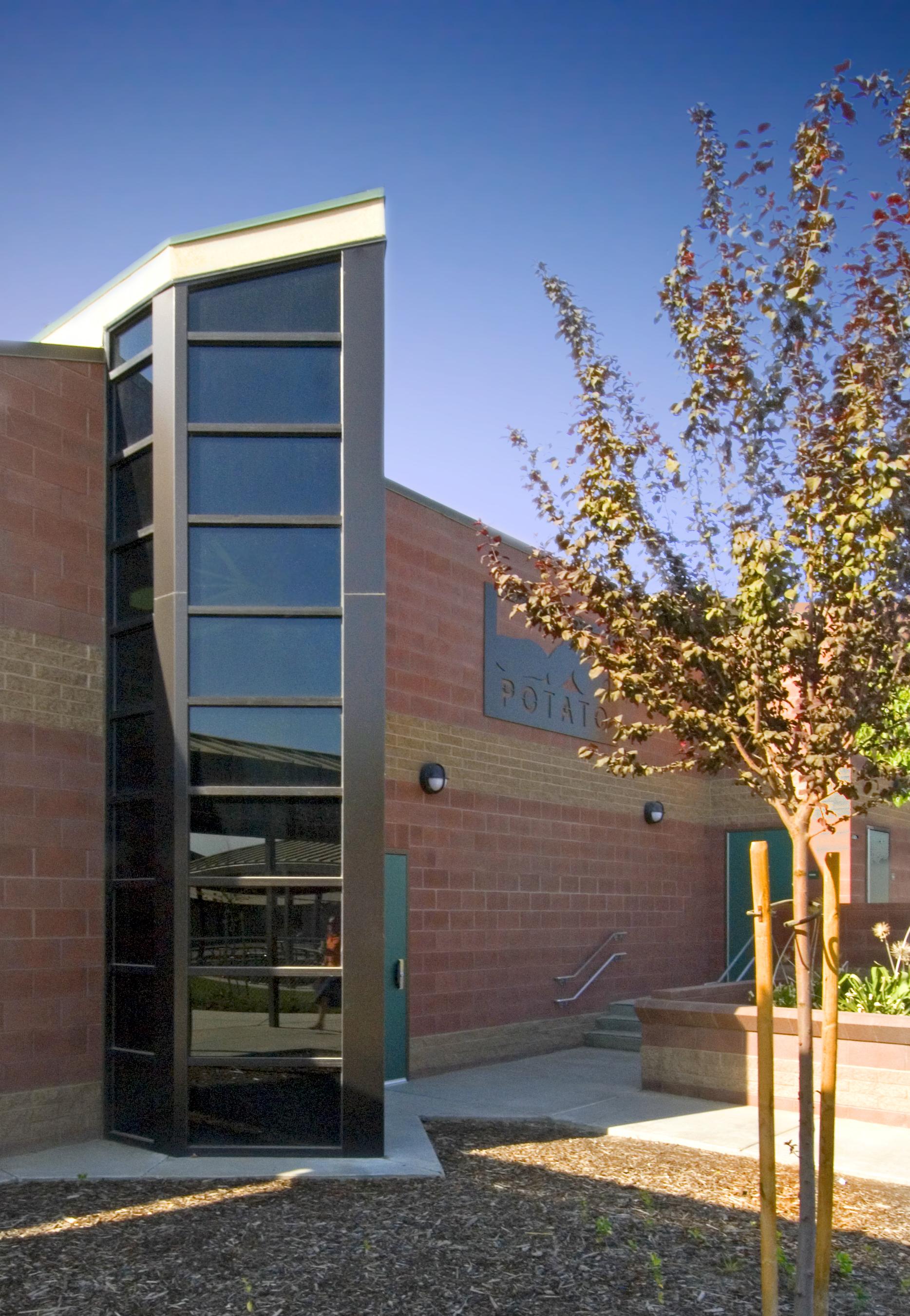 Norris School District: Ordiz-Melby Architects, Inc